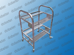 Topaz Feeder Storage Rack