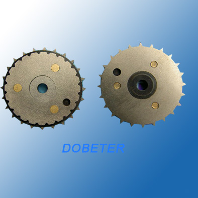 SPROCKET ASSY (CL8X4